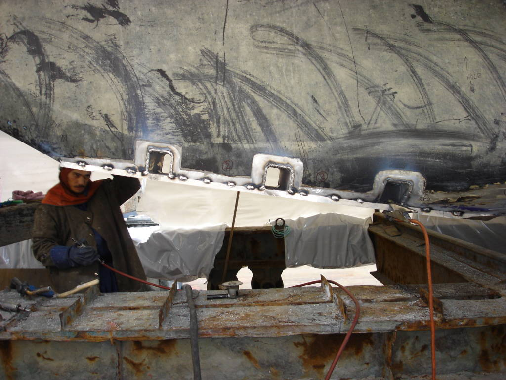 On site machining tenders dating 10